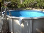 "Harmony  54"" Resin Above Ground Swimming Pool"