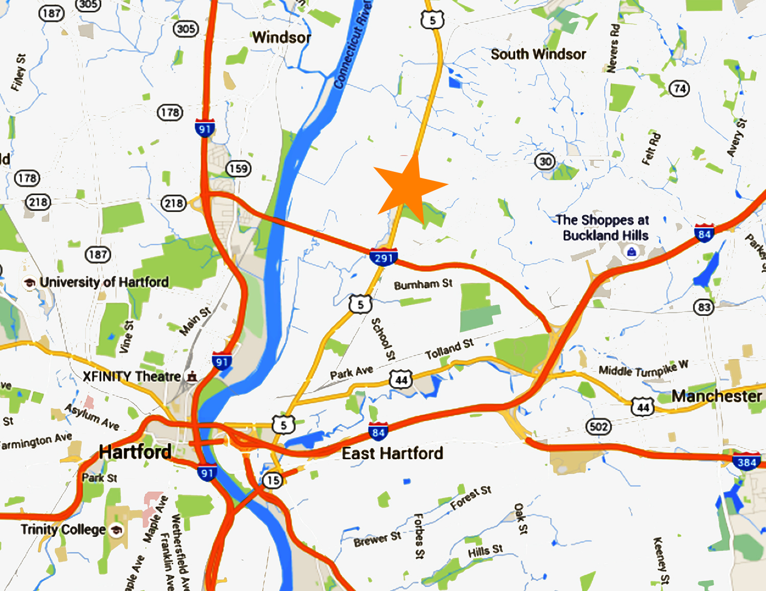 Hours Amp Directions To Splash Pool Supply In South Windsor